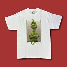 New listing Dr. Seuss Vtg 1999 The Grinch Grinchwear T-Shirt Size M