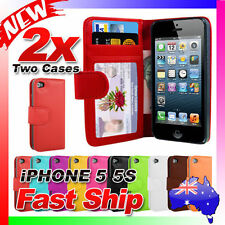 Unbranded/Generic Mobile Phone Wallet Cases for iPhone 5