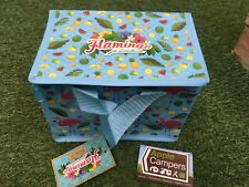 Brand new Christmas gift,flamingo tropical lunch box,insulated cool box, school