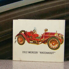 Vintage Matchbook S5 Canada Courtesy Inn Motel 1912 Mercer Raceabout Classic Car