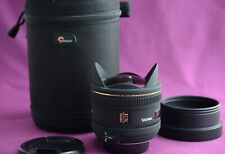 Sigma 10mm f/2.8 EX DC HSM ULTRAWIDE Fisheye Lens For NIKON DSLR DX 1798E