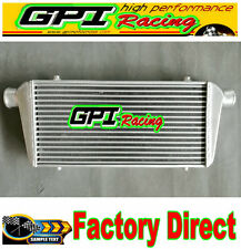"FMIC TURBO INTERCOOLER 460 x230 x 50mm 2.25"" INLET/OUTLET Tube &Fin"