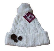 BILLABONG Jenny Beanie white Damen Mütze Skimütze Wintermütze Strickmütze