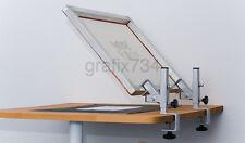 Siebdruck --- Siebrahmenzwingen  / Screen Printing Clamps --- Siebdruckmaschine