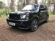 RANGE ROVER SPORT OVERFINCH £36K OF EXTRAS EX ENGLAND PLAYERS CAR ONE OFF