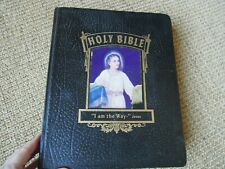 The New Standard Alphabetical Indexed Bible, 1955, John Hertel, Vintage (T0519)