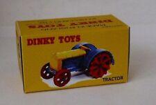 Repro box DINKY Nº 22 e tractor