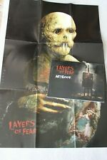 Layers of Fear Masterpiece Edition Collector's  Artbook + poster !!