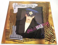 """Culture Club - The War Song - 12"""" Extended Oz  E.P 45 rpm  - 1984 - EX+"""