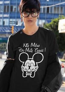 Polish Polska Koszulka T-shirt Tops & Shirts Zabawna