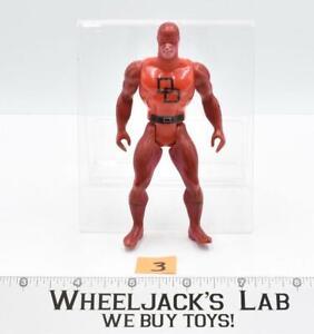 Daredevil #3 3 Pack Secret Wars 1984 Mattel Marvel Universe Vintage