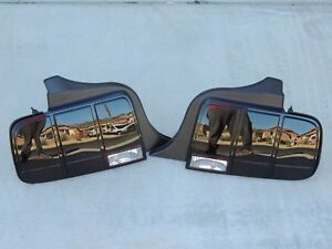 05-09 Mustang Smoked Tail lights OEM FORD Tinted Black Factory Non Led🔥 CUSTOM
