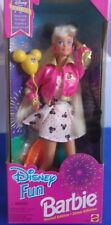Disney Fun Barbie Doll Disney Exclusive 1994 NRFB Great Condition 2nd Edition