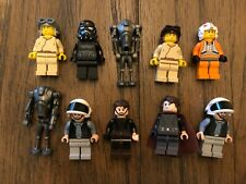 Lego - Lot of 10 Star Wars Mini Figures