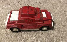 Vintage Tootsie Toy Armored Car
