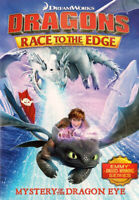 Dragons Race to the Edge - Mystery Of The Drag New DVD