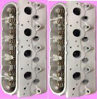2 GM GMC 6.0 6.2 OHV V8 CYLINDER HEADS CASTING # 823 ALUMINUM 2005-2008 REBUILT