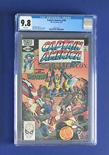 CAPTAIN AMERICA #264 • CGC 9.8 WP • X-Men Appearance, Nazi Cover 1981 MARVEL KEY