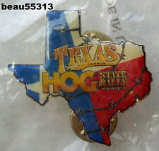 2004 HARLEY DAVIDSON OWNERS GROUP 16th ANNUAL HOG TEXAS STATE RALLY VEST PIN