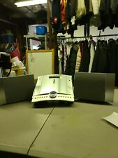 Sharper Image CD Stereo SA253 With 2 Speakers.
