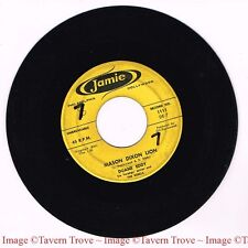 "JAMIE 1111 Duane Eddy Rebels – Mason-Dixon Lion / Cannonball VG/VG 7"" 45 EP"