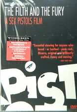 SEX PISTOLS The FILTH and the FURY(2000)Exclusive Candid Interviews Performances