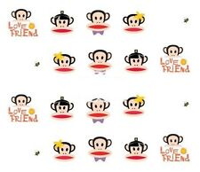 Nail Art Decals Transfers Stickers Paul Frank (A-768)