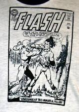 Original FLASH Comics 137 PROMO Shirt Screen Stars BLUE LABEL 1963 Vandal Savage