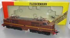 Fleischmann 91 4372; Ellok 1216 der NS, braun, Exportmodell in OVP /L085#