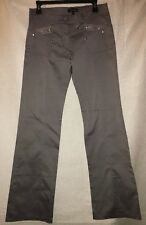 WOMEN'S S, GRAY, STRECH, LOW RISE PANTS BY BEBE!
