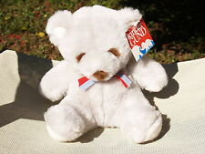 "RARE VINTAGE GUND - BEARBABY TEDDY BEAR - #1918 - 10 1/2"" -1985 - NEW -ALL TAGS"