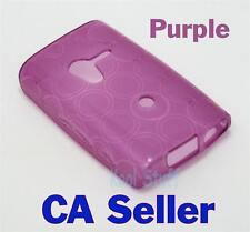 Circle TPU Gel Skin Case Sony Ericsson XPERIA Mini X10
