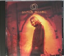 Sarah Masen by Sarah Masen (CD, Jun-1996, Sparrow Records)