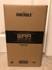 Hot Toys War Machine 2 II Iron Man 3 MMS198-D03 New and Sealed USA Shipping