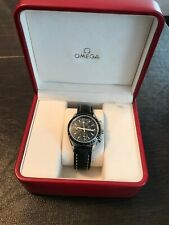 Omega Speedmaster 3220.50 Auto Chronometer Chronograph With Box And Cards