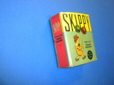 SKIPPY - PERMISSION PERCY CROSBY #761 - 1934 HARDBACK- Big Little Book - Whitman
