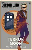 Doctor Who: Choose the Future: Terror Moon-ExLibrary
