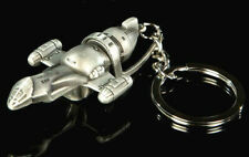 Serenity/Firefly Replica Pewter Finish Metal Keychain- In Box- Sold Out from Qmx
