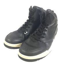 Air Jordan SC-3 FLIGHT Premium 629877-003 Black Men's US Size 9 Basketball Shoes