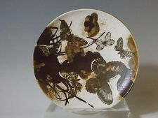 Royal Copenhagen Butterfly Moth Plate Nils Thorsson MCM Danish Modern Limited Ed