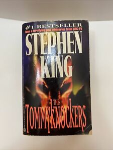 Vtg Stephen Kings The Tommyknockers Paperback Book ABC Miniseries Tie In