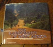 The Rainforests of WEST AFRICA 1991 First CLAUDE MARTIN Ecology FREE US SHIPPING