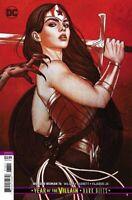 WONDER WOMAN # 76 JENNY FRISON VARIANT DC Comics NM Gemini Ship