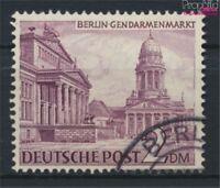 Berlin (West) 58X fallendes Wasserzeichen gestempelt 1949 Berliner Bau (9233323