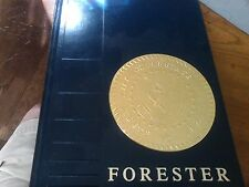 Forest Hill Collegiate Yearbook 1989-90 Toronto FORESTER