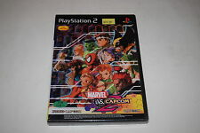 Marvel vs Capcom 2 New Age Heroes Playstation 2 PS2 Game New Sealed NTSC-J JAPAN