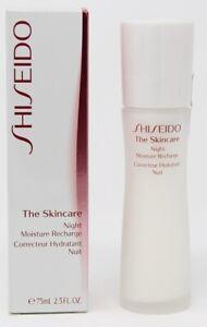 Shiseido The Skincare Nachtpflege Creme 75ml