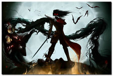 Home Decor Anime HELLSING - Vampire Fighting POSTER WALL Scroll painting