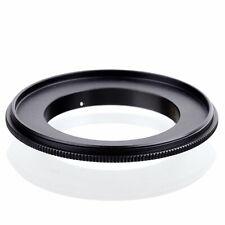 49 52 55 58 62 67 72 77mm Macro Lens Reversing Adapter Ring for NIkon AI F Mount