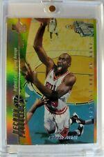 2000-01 Upper Deck NBA Legends Record Producers Michael Jordan #RP1, Insert